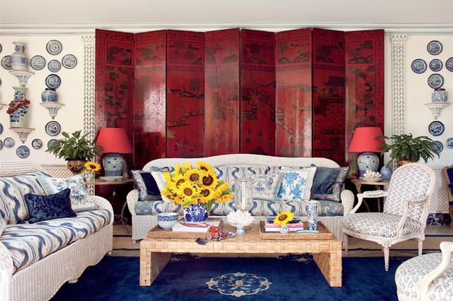 Room divider living room wall decor ideas