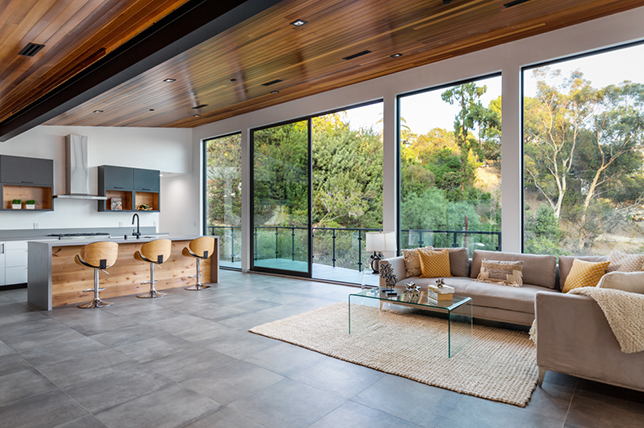sustainable living room remodel ideas
