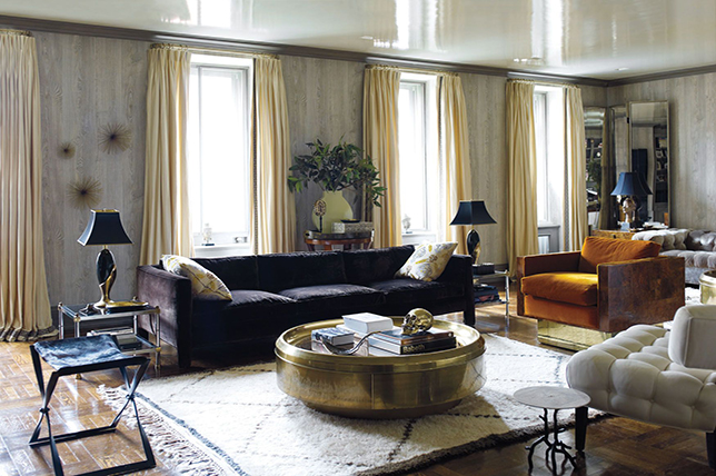 Living room remodel ideas side tables