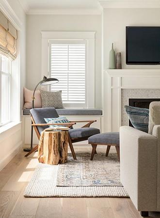 blush tone living room remodel ideas