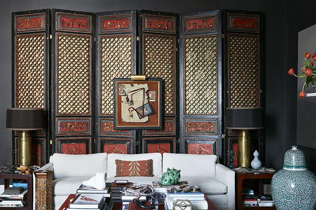 dark color living room remodel ideas