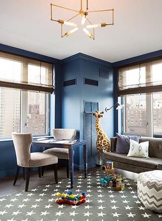 Color trends 2019 blue