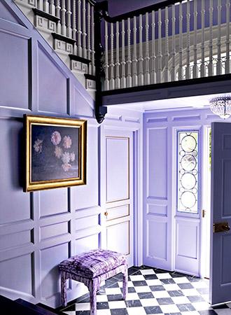 Color trends 2019 lavender