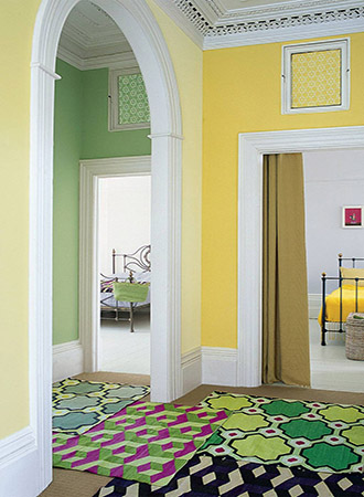 Color trends 2019 muted yellow