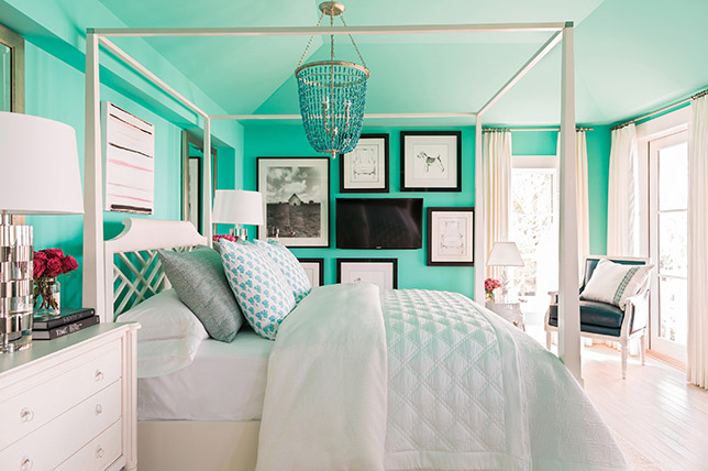 Color trends 2019 light green