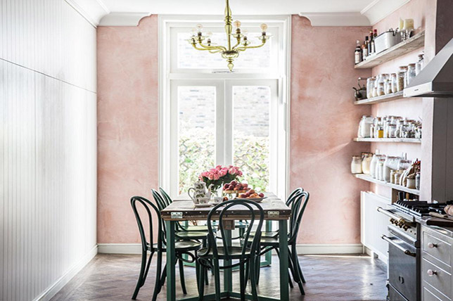 Color trends 2019 powder pink