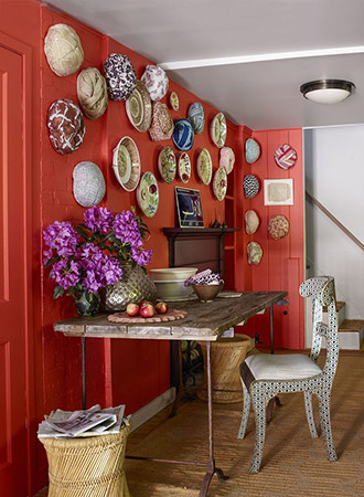 Color trends 2019 coral