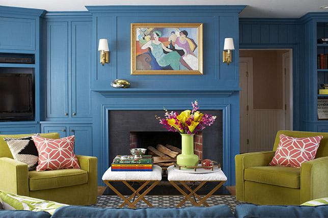 Color trends 2019 royal blue