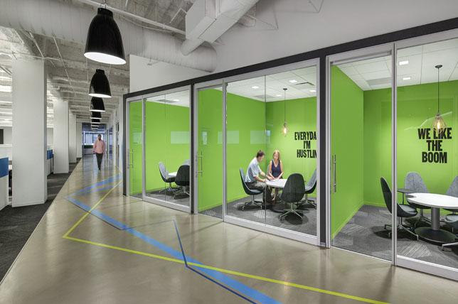 unique office decor trends
