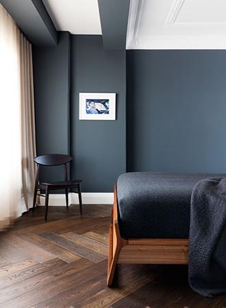 modern dark wood bedroom flooring ideas 2019