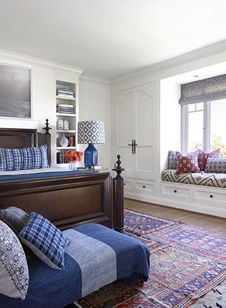 layered carpets bedroom flooring ideas 2019