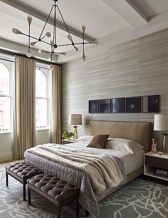 Graphic bedroom floor ideas 2019