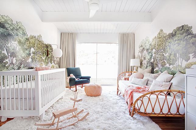 Unique placement bedroom wallpaper ideas 2019