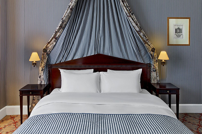 best striped bed sheets