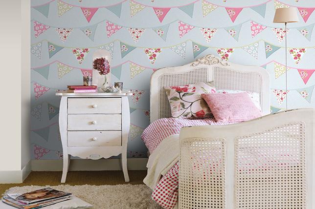 modern pastel bedroom wallpaper ideas 2019