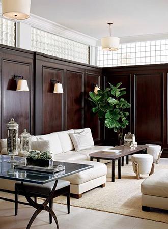 stunning modern basement design ideas