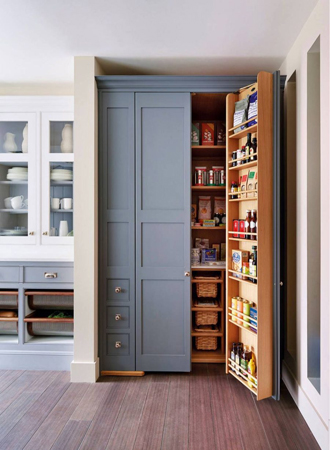 behind the door kitchen cabinet pantry ideas