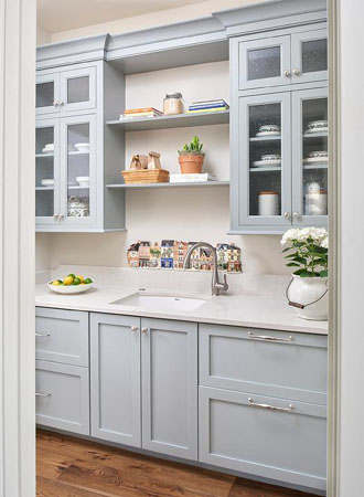 Butler Pantry Kitchen Cabinet Pantry Ideas