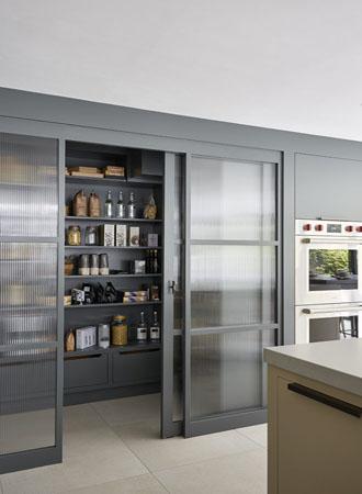 modern kitchen cabinet pantry ideas