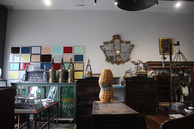 Blackbird Toronto interior design shops