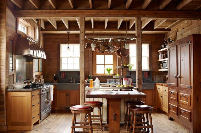modern country kitchen island