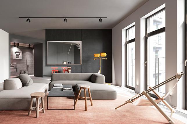 modern Scandinavian furniture