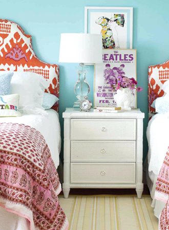 colorful girls room decor trends 2019