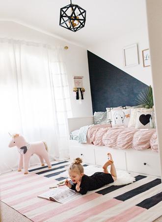 modern girls room decor trends 2019
