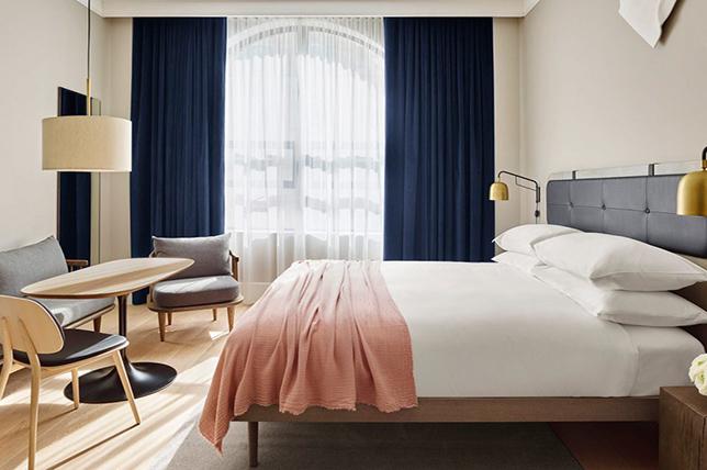 Hotel inspired bedroom ideas 2019