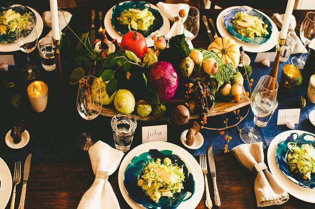 custom thanksgiving hosting ideas