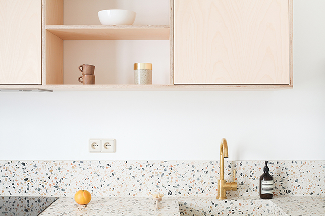 Terrazzo furniture trends 2019