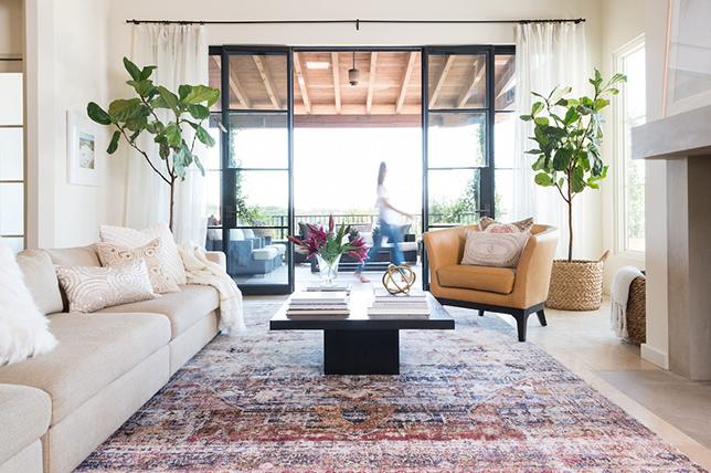 Pastel carpet trends 2019