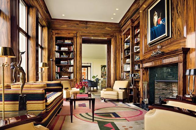 Art Deco Living Room Interior Design Trends 2019