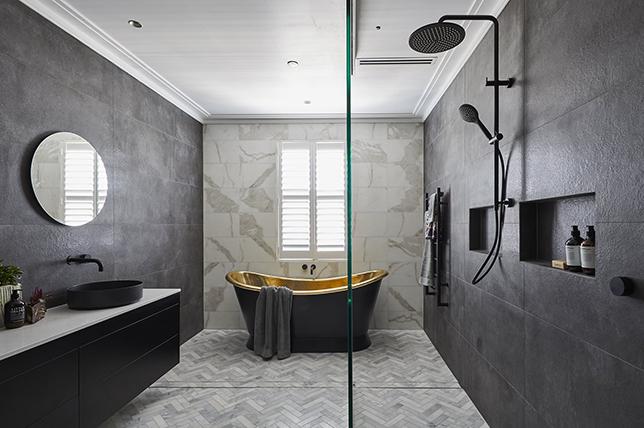 Classic bathroom floor ideas 2019