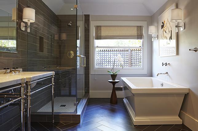 Synthetic wood bathroom flooring ideas 2019