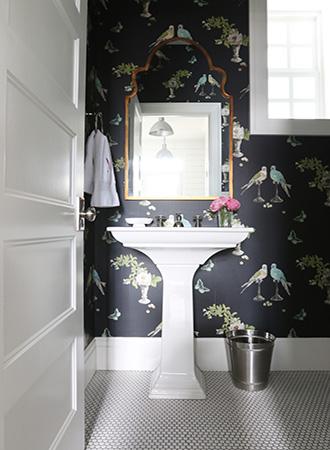 Classic Penny Tile Bathroom Flooring Ideas 2019