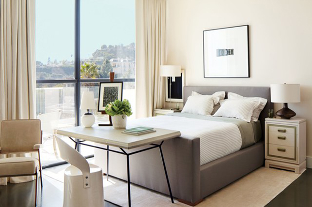 Fall bedroom ideas colors