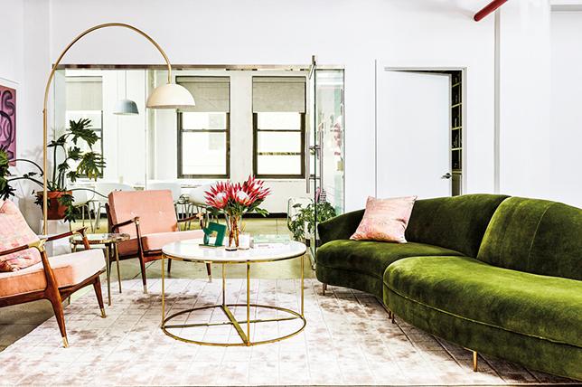 stylish office design trends 2019