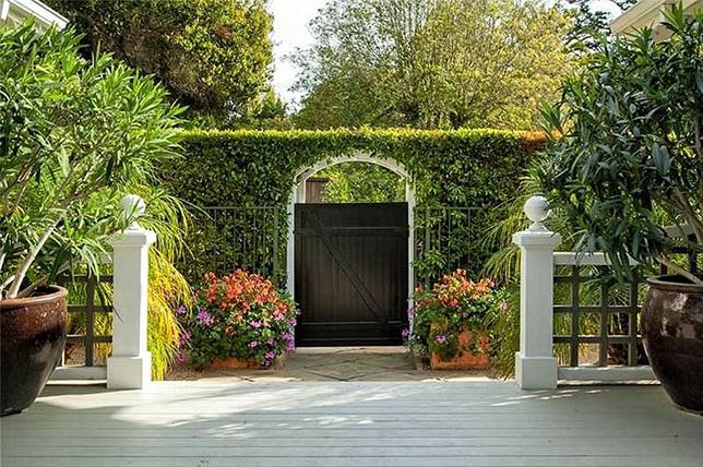 Outdoor Garden Ideas fences