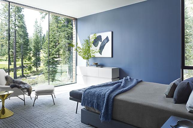 ocean blue bedroom colors