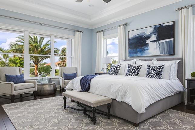light blue bedroom colors