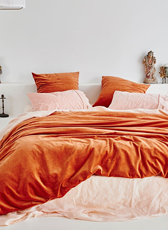 Apricot bedroom colors