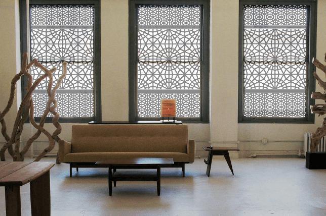 Art screen window treatment ideas 2019