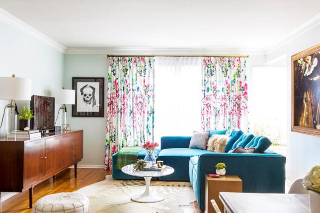 Ideas for treating flower windows 2019
