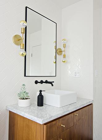 slim bathroom mirror 2019