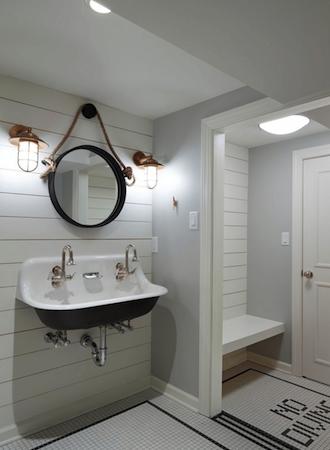 hanging bathroom mirror 2019