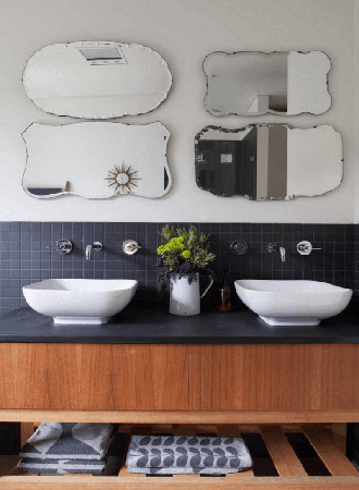 mix and match bathroom mirrors 2019