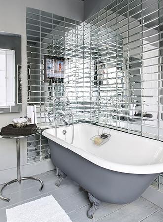 modern mirror tiles bathroom mirror 2019