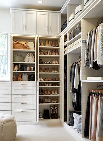 Smart closet storage ideas 2019