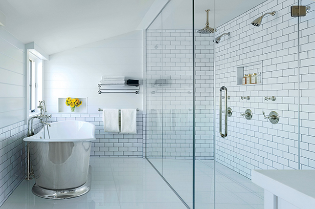 neutral bathroom tiles